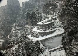 Tianmenshan Scenic Area